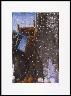 Jasper Johns / The Seasons (Winter) / 1987