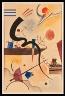 Wassily Kandinsky / Virage Calme (Calm Bend) / 1924