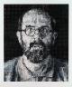 Chuck Close / Self Portrait / 1995