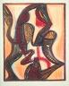 Jean Michel Atlan / Sans titre / Vers 1958