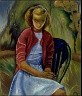 Prudence Heward / Pensive Girl / 1944
