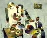 Jean Dallaire / Le Peintre maudit / Vers 1954