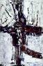 Jean-Paul Riopelle / Chemin d'hiver / 1973
