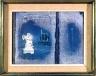 Joseph Cornell / Untitled (Sitting Angel) / circa 1960 - 1970