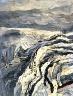 Jay DeFeo / Mountain No. 2 / 1955