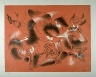Herbert Bayer / Untitled (Convolution),sixth plate from the portfolio  Seven Convolutions / 1948