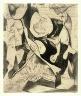 Jackson Pollock / Untitled / circa 1944