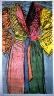 Jim Dine / Fourteen Color Woodcut Bathrobe / 1982