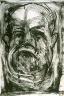 Jim Dine / Twenty-second plate in the portfolio Biotherm (for Bill Berkson) by Frank O'Hara (San Francisco: Arion Press, 1990) / 1990