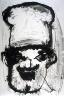 Jim Dine / Thirtieth plate in the portfolio Biotherm (for Bill Berkson) by Frank O'Hara (San Francisco: Arion Press, 1990) / 1990