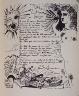 Pablo Picasso / Grand air, illustration on p. 71 of the book Les Yeux  fertiles (The Fertile Eyes)  by Paul Eluard (Paris: G. L. M. [Guy Lévis Mano], 1936) / 1936