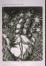 Jim Dine / Which Thou Sawest in My Right Hand,  illustration in the book The Apocalypse/The Revelation of Saint John The Divine/The Last Book of the New Testament from the King James Version of the Bible, 1611, with Twenty-nine Prints from Woodblocks Cut by Jim Dine.  (San Francisco:  The Arion Press, 1982) / 1982