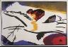 """Wassily Kandinsky / """"Lyrisches""""  in the book Klänge (Munich: R. Piper, 1913) / 1911"""