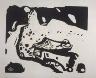 """Wassily Kandinsky / """"Variation Nach Improvisation 21""""  in the book Klänge (Munich: R. Piper, 1913) / 1911"""