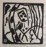 """Wassily Kandinsky / """"Unverändert"""" in the book Klänge (Munich: R. Piper, 1913) / 1911"""