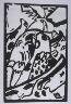 """Wassily Kandinsky / """"Improvisation 7"""" in the book Klänge (Munich: R. Piper, 1913) / 1911"""