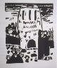 """Wassily Kandinsky / """"Improvisation 1"""" in the book Klänge (Munich: R. Piper, 1913) / 1911"""