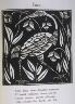 """Raoul Dufy / """"Ibis""""  in the book Le Bestiaire ou cortège d'Orphée by Guillaume Apollinaire (Paris: Deplanche, Éditeur d'Art, 1911). / 1911"""