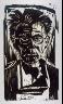Werner Drewes / Self-Portrait / 1959