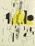 Fernand Léger / 9th illustration in the book La Fin du monde, filmée par l'ange N.D. by Blaise Cendrars (Paris: Editions de la Sirène, 1919) / 1919