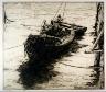 Armin Carl Hansen / The Sardine Barge / 1921