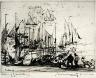 Armin Carl Hansen / Fishers of Gravelines / 1925