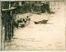 Armin Carl Hansen / Unloading Fish / 1922