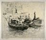 Armin Carl Hansen / Fisher Boats / 1923