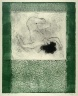 Karl Kasten / Reclining Nude / 1966