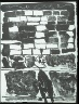 Jean Dubuffet / Untitled, chapt. 6, in the book Les Murs (The Wall) by Guillevic (Paris: Edition du Livre, 1950). / 1945