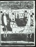 Jean Dubuffet / Untitled, chapt. 9, in the book Les Murs (The Wall) by Guillevic (Paris: Edition du Livre, 1950). / 1945