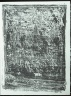 Jean Dubuffet / Untitled, chapt. 11, in the book Les Murs (The Wall) by Guillevic (Paris: Edition du Livre, 1950). / 1945