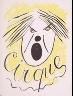 Fernand Léger / Front cover for the book Cirque (Circus) by Fernand Léger (Paris: Tériade Editeur, 1950). / 1950