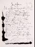 """Pablo Picasso / """"Texte. Sonet heroico. A la ciudad de Córdova...,"""" in the book Góngora: Vingt poëmes by Luis de Góngora y Argote (Paris: Les Grands Peintres modernes et le Livre, 1948). / 1947"""
