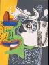 Charles Édouard Jeanneret (Le Corbusier) / Untitled, pg. 77, in the book Le Poéme de l'angle droit by Edmond Jeanneret (Le Corbusier) (Paris: Tériade Éditeur, 1955) / 1955