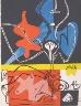 Charles Édouard Jeanneret (Le Corbusier) / Untitled, pg. 117, in the book Le Poéme de l'angle droit by Edmond Jeanneret (Le Corbusier) (Paris: Tériade Éditeur, 1955) / 1955