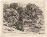 Francis Seymour Haden / Kenarth / 1864