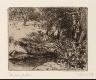 Francis Seymour Haden / The Little Pool / 1868