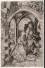 Martin Schongauer / The Nativity / n.d.
