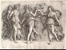 Zoan Andrea / Dance of Four Women (after Mantegna?) / not dated