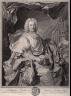 Pierre-Imbert Drevet / Cardinal Dubois (after Hyacinthe Rigaud) / 1724