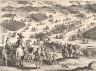 Jacques Callot / Siege of Breda / 1626-28