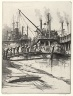 Louis Orr / New Orleans (from Ports of America) / 1928