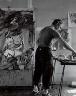 Michael A. Vaccaro / Willem de Kooning, Easthampton / 1952