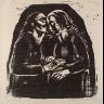 Kathe Kollwitz / Two Women / not dated