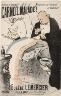 Henri de Toulouse-Lautrec / Carnot malade / 1893