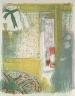 Edouard Vuillard / Interieur Vert / 1899