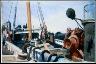 Edward Hopper / Deck of a Beam Trawler, Gloucester / 1923
