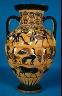 the Timiades Painter / Tyrrhenian neck-amphora / about 560 B.C.