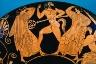 Douris / Kylix (wine cup) / about 480 B.C.